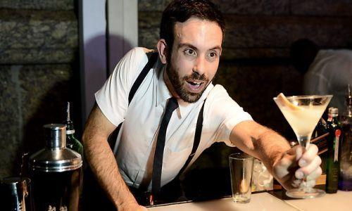 World Class Bartender Diageo Reserve