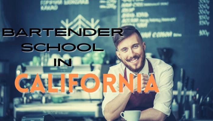 California bartender school