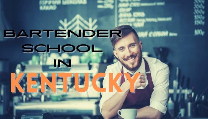 Bartender certification Kentucky