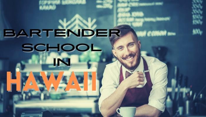 bartending school hawaii honolulu