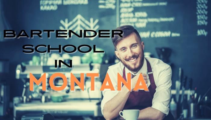 bartender school in montana online