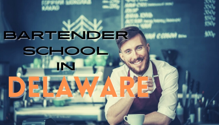 Online bartending school delaware