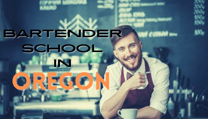 how to become a bartender in oregon